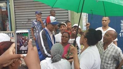 """ASDO realiza Programa Social """"Un día con el barrio"""""""