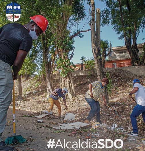 ¡Mantener la ciudad limpia es una labor de todos!